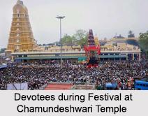 Chamundeshwari Temple, Karnataka