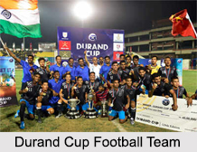 Durand Cup, National Football Tournament