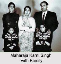 Karni Singh, Indian Athlete