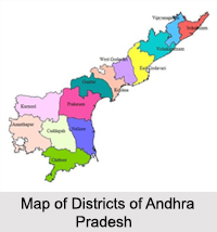 Districts of Andhra Pradesh