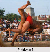 Types of Wrestling in India