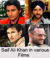 Saif Ali Khan, Bollywood Actor