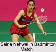 Saina Nehwal, Indian Badminton Player