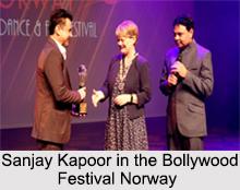Sanjay Kapoor, Bollywood Actor