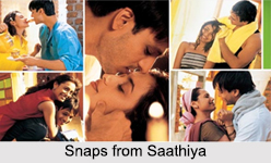 Saathiya, Indian Film