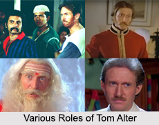 Tom Alter, Bollywood Actor