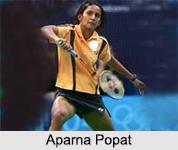 Indian Badminton Players, Indian Athletics