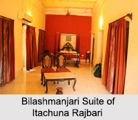 Itachuna Rajbari, Hooghly District, West Bengal