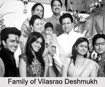 Vilasrao Deshmukh, Indian Politician