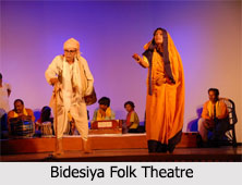 Bidesiya, Indian Folk Form