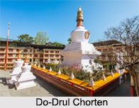 Do-Drul Chorten, Sikkim