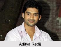 Aditya Redij, Indian TV Actor