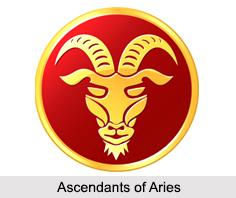 Ascendants of Aries, Zodiacs