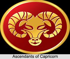 Ascendants of Capricorn, Zodiacs