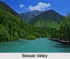 Betaab Valley, Jammu and Kashmir