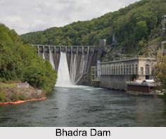 Bhadra Dam, Karnataka