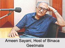 Binaca Geetmala, Indian Radio Programme