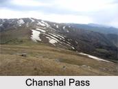 Chanshal Pass, Shimla, Himachal Pradesh