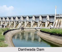 Dantiwada Dam, Gujarat