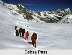 Debsa Pass, Himalayan Mountain Range
