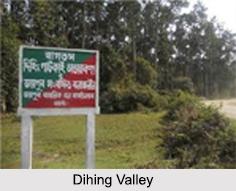 Dihing Valley, Assam