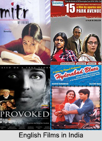 English Films in India, Indian Movies