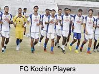 FC Kochin, Indian Football Clubs