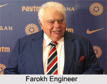 Farokh Engineer, Indian Cricketer