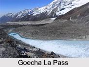 Goecha La Pass, Himalayan Mountain Range