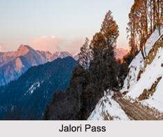 Jalori Pass, Himalayan Mountain Range