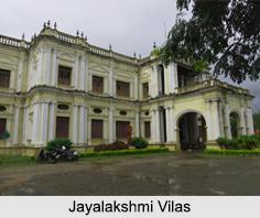 Jayalakshmi Vilas, Mysore, Karnataka