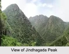 Jindhagada Peak, Eastern Ghats Mountain Range
