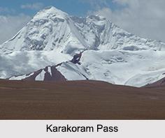 Karakoram Pass, Ladakh