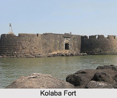 Kolaba Fort, Monuments of Maharashtra