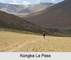 Kongka Pass, Himalayan Mountain Ranges
