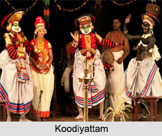 Koodiyattam, Folk Theatre of Kerala