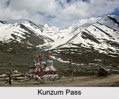 Kunzum Pass, Himalayan Mountain Ranges