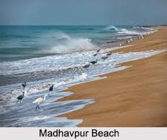 Madhavpur Beach, Gujarat