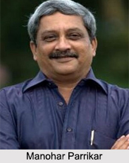 Manohar Parrikar, Indian Politician