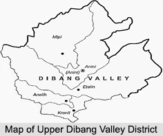 Upper Dibang Valley District, Arunachal Pradesh