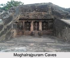 Moghalrajpuram Caves, Andhra Pradesh