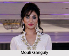 Mouli Ganguly, Indian TV Actress