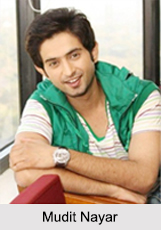 Mudit Nayar, Indian Television Actor