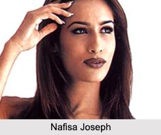 Nafisa Joseph, Indian Model