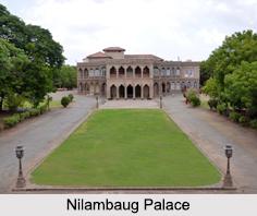 Nilambaug Palace, Gujarat