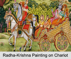 Paintings on Chariots