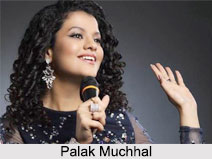 Palak Muchhal, Indian Playback Singer