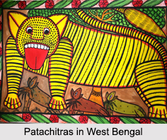 Patachitra in West Bengal