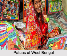 Patuas of West Bengal