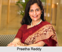 Preetha Reddy, Indian Business Woman